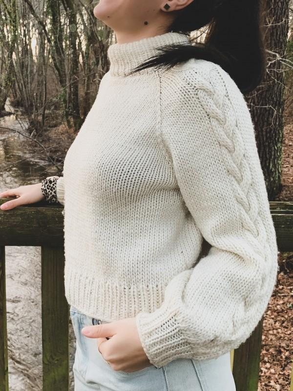 Baguette Sweater