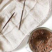 Anyone else absolutely need a coffee this morning ?? 🧟♀️  Wish you a nice Monday ☕️ ❤  ---  Qui d'autre a absolument besoin d'un café ce matin ?? 🧟♀️  Bon début de semaine ☕️ ❤  ---   #craftastherapy #surmesaiguilles #onmyneedles #iloveknitting #softsilkmohair #knitpattern #knitpicks #knittersgonnaknit #knittersofinstagram #mohairsweater #knittersoftheworld #isagergarn #kfosilkmohair #modernknitwear #knittingsweater #contemporaryknitwear #knittingslipover #tricotaddict #mohairslipover #knittersgonnaknit #nevernotknitting #knittingforolive #knittingpattern #knittingforolivesoftsilkmohair #alpagasilk #ourknitterlife #isagersilkmohair #mohairknits #mohairyarn