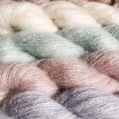 I will add some colors to my life (and I hope to yours too) 🌈✨  Do you remember ? I always dreamed of having a yarn pool. I'm about to make it happens 🤩  ---  Je vais mettre quelques couleurs dans ma vie (et j'espère dans la votre aussi) 🌈✨   J'ai toujours rêvé d'avoir une piscine remplie de laine.  Ce rêve ne va pas tarder à se concrétiser 🤩  ---  #silkmohairyarn #handdyedyarn #yarnlover #laineteintealamain #slowfashion #knitknitknit #mohairknit #mohairknitting #knitonmohawk #kniton #knit0n #knittingsweater #yarnaddict #tricotaddict #ourmakerlife #knittersgonnaknit #nevernotknitting #makeyourownfashion #knittingaddict #softsilkmohair #kidsilkmohair #kfosoftsilkmohair #chunkywool #wooladdict  #mohairyarn